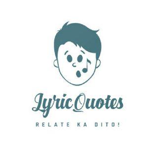 Lyric Quotes