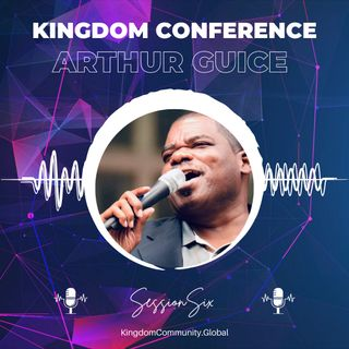 Session 6 - World Changers | Ps. Arthur Guice