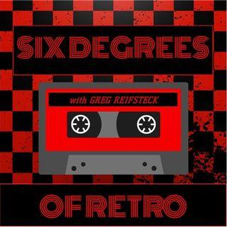SIX DEGREES OF RETRO - 001 - 80s COMEDY FILMS VS 90s TV SHOWS