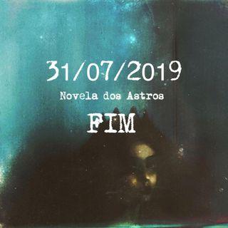 Novela dos ASTROS #44 - 31/07/2019