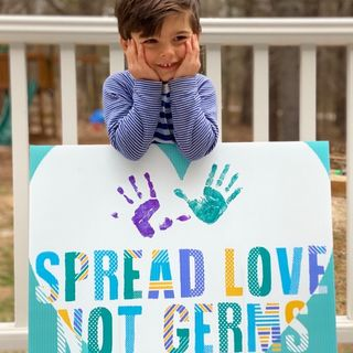NH non profit sells uplifting yard signs to lift spirits during the pandemic