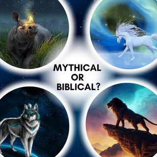 Episode 123- Hidden Truth: Mythical Creatures & Fairytales