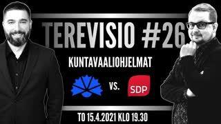 #26 - Kuntavaaliohjelmat Kokoomus vs. SDP, rokotepassi