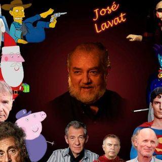 Un homenaje a José Lavat y su universo de voces