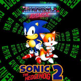 Sonic The Hedgehog 2 (Mega Drive - Genesis)