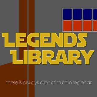 Legends Library: 3 Year Anniversary Episode