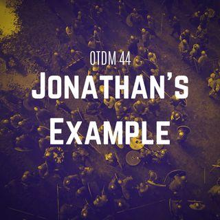 OTDM44 Jonathan's Example
