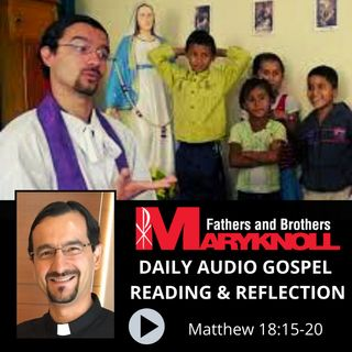Matthew 18:15-20, Daily Gospel Reading and Reflection