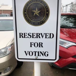 First test of new Brazos County voting machines went well
