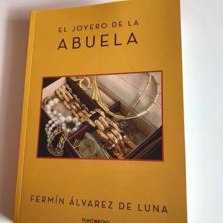 Sherezade y Fermín Álvarez, sobre la Luna y otros cuentos