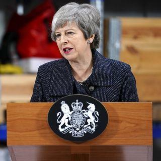 #LaCafeteraMayBeBye -. May podría dimitir este viernes, según The Times. ¿Cuál es el futuro del Brexit? Coméntalo con el hashtag
