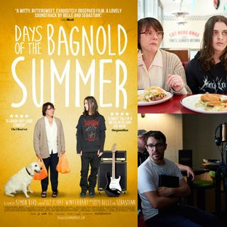 Days of the Bagnold Summer - Simon Bird and Monic Dolan on Big Blend Radio