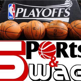 #NBA Playoffs Talk: 5/10/17 Conference Semis - #Rockets vs #GoSpursGo, #DCFamily (Wizards) vs #Celtics