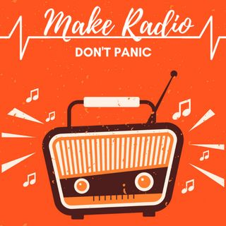 Make Radio #8 - Andrea Delogu