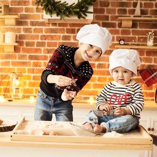 Come coinvolgere i bambini in cucina
