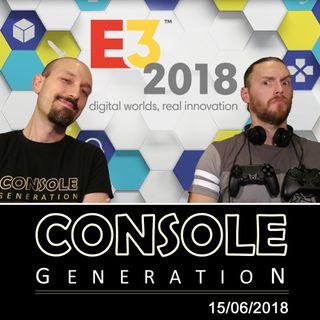 Speciale E3 2018 - CG Live 15/06/2018