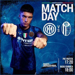 Post Partita - Inter - Bologna 6-1 - 18/09/2021
