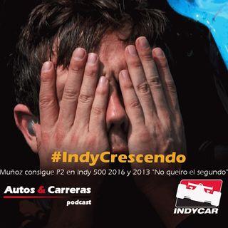 #IndyCrescendo Grandes Momentos Indy 500 - 2a Parte