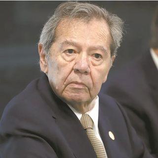 Muñoz Ledo se considera el dirigente legítimo de  Morena
