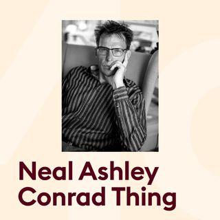Neal Ashley Conrad Thing i samtale med Anne-Ditte Scheibye