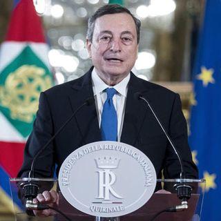 Il popolo social saluta Draghi