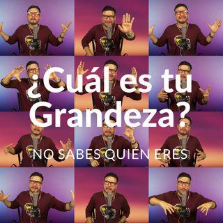 #269 Cuál es tu Grandeza (Ud. No Sabe Quién Soy Yo) (Podcast)