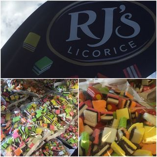 RJ's Licorice Celebrates 21 years of Sugar Happiness