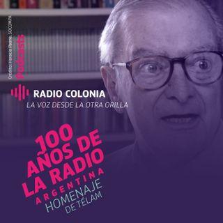 Radio Colonia, la voz desde la otra orilla