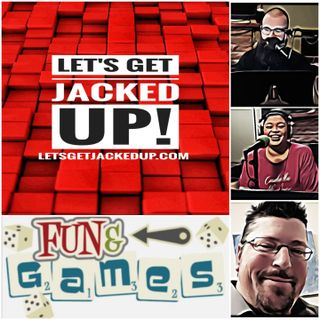 LET'S GET JACKED UP! Fun & Games