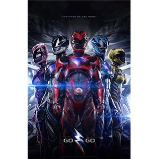Cinema Royale gets Morphin' with POWER RANGERS, Rips Terrence Malick's New Film