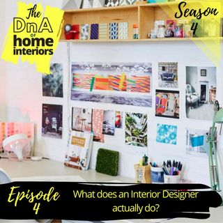 What does an Interior Designer actually do?