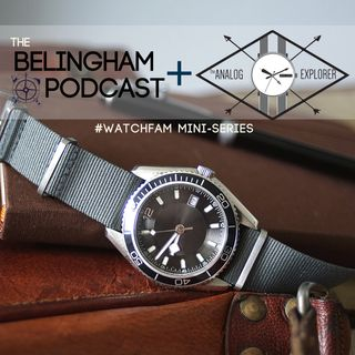 AE 00: Trailer #Watchfam Mini Series: The Analog Explorer x Bham Podcast