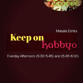 Episode 2 - Keep On Kabbyo | Radio Masala