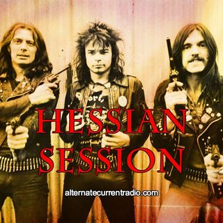 Motörhead - Valhalla Just Got A Lot Louder - Hessian Session EP #344