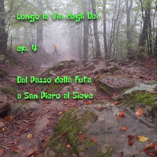Lungo la Via degli Dei, dal Passo della Futa a San Piero al Sieve - V dimensione - Ep. speciale 4