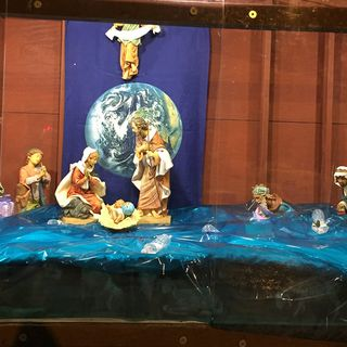 Climate Change-Themed Nativity Scene Sparks Controversy In Dedham