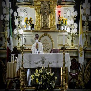 La Arquidiócesis de Toluca informó que un representante de cada familia podrá acudir a las iglesias a recoger ceniza