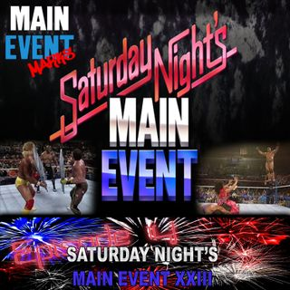 Episode 14: WWF Saturday Night's Main Event XXIII