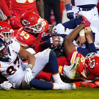 HU #584: Gut Reaction | Broncos Take it Down to Wire, Fall to Chiefs 22-16