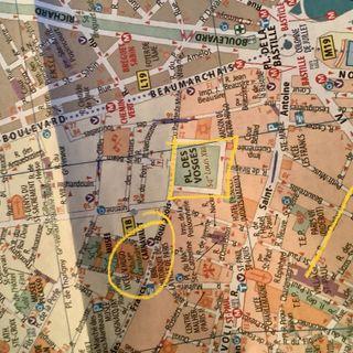 Place des Vosges e le storie del Marais, 2 Parte