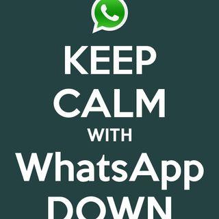 #141e5 #WhatsAppDown