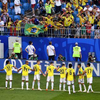 Colombia en octavos de final de nuevo