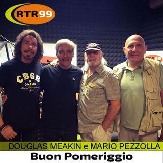 Douglas Meakin e Mario Pezzolla a RTR 99