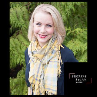 S.5 E.14 Charismatic Christianity, Gender, and Race: Dr. Leah Payne - Profane Faith