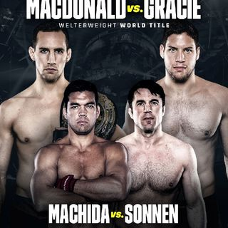 Preview Of The Huge Bellator 222 In MSG In NYC Headlined By Rory McDonald - Neiman Gracie For The Welterweight Title On DaznUSA+ Sky Sports