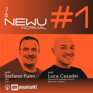 The NEWU normal con Luca Casadei e Stefano Fumi