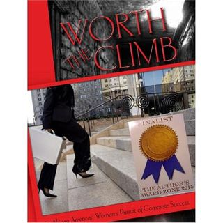 """Interview with """"Worth The Climb"""" Author Audrey J. Snyder"""