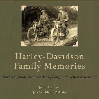 Jean Davidson From Harley Davidson