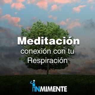 Meditación de Conexión con la Respiración