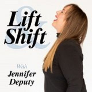 Lift & Shift with Jennifer Deputy - How to find Spiritual Wellness with Mary Kloska (October 23, 2020)